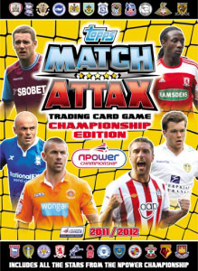 NPower Championship 2011-2012. Match Attax