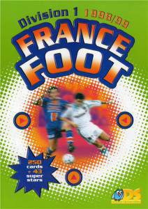 DS France Foot 1998-1999