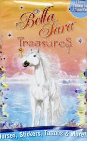 Bella Sara: Treasures