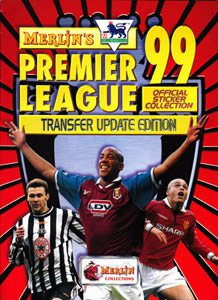 Merlin Premier League anglaise 1998-1999. Transfer