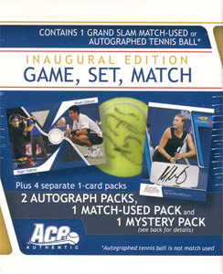 Ace Authentic Game, Set, Match 2009
