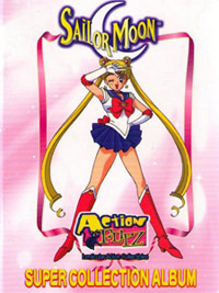 Artbox Sailor Moon Action Flipz