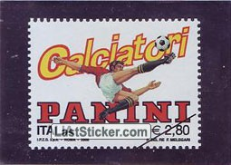 Panini Commemorative Stamp (Introduction)