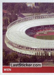 Wien - Ernst-Happel-Stadion (puzzle 1) (Venues and Stadiums)