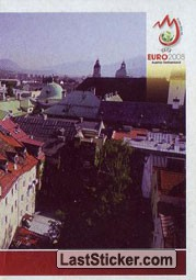 Innsbruck - Tirol (puzzle 2) (Venues and Stadiums)