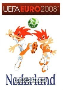 Official Mascots (Nederland)