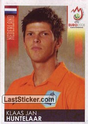 Klaas Jan Huntelaar (Nederland)
