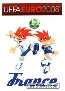 Official Mascots (France)