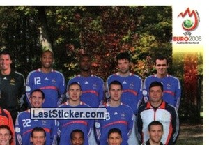 Team Photo (puzzle 2) (France)