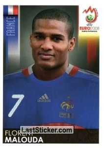 Florent Malouda (France)