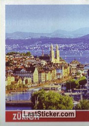 Zürich (puzzle 1) (Venues and Stadiums)