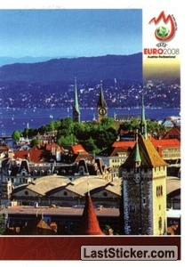 Zürich (puzzle 2) (Venues and Stadiums)