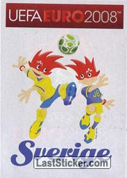 Official Mascots (Sverige)