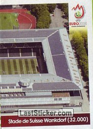 Bern - Stade De Suisse Wankdorf (puzzle 2) (Venues and Stadiums)