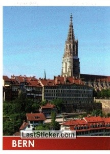 Bern (puzzle 1) (Venues and Stadiums)