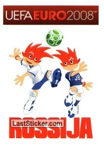 Official Mascots (Rossija)