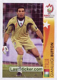 Gianluigi Buffon - Italia (In Action)