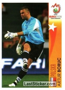 Artur Boruc - Polska (In Action)