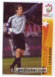Jens Lehmann - Deutschland (In Action)