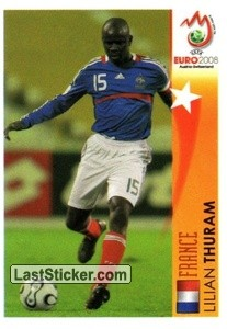 Lilian Thuram - France (In Action)