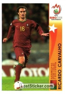 Ricardo Carvalho - Portugal (In Action)