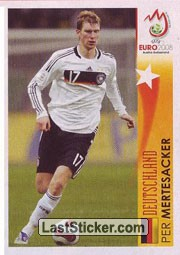 Per Mertesacker - Deutschland (In Action)