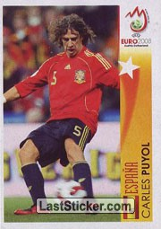 Carles Puyol - España (In Action)