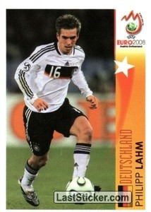 Philipp Lahm - Deutschland (In Action)