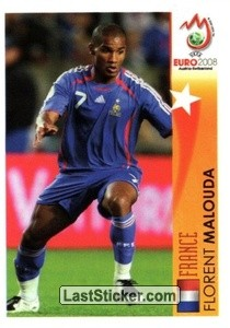 Florent Malouda - France (In Action)