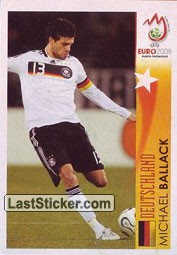 Michael Ballack - Deutschland (In Action)