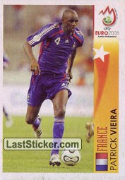 Patrick Vieira - France (In Action)