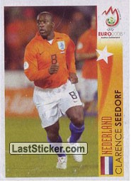 Clarence Seedorf - Nederland (In Action)