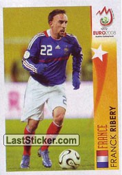 Franck Ribery - France (In Action)