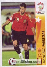 Francesc Fabregas - España (In Action)