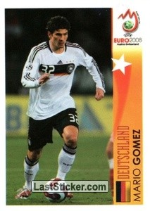 Mario Gomez - Deutschland (In Action)