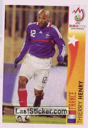 Thierry Henry - France (In Action)