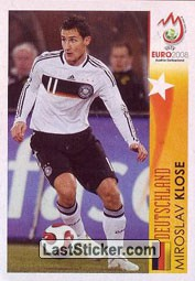 Miroslav Klose - Deutschland (In Action)