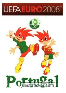 Official Mascots (Portugal)