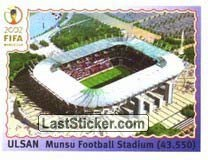 Ulsan - Munsu Football Stadium (Stadiums)