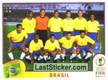 Team Photo (Brasil)