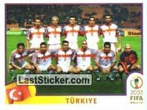 Team Photo (Türkiye)