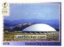 Oita - Stadium Big Eye (Stadiums)