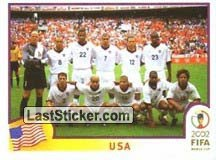 Team Photo (USA)