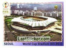 Seoul - World Cup Stadium (Stadiums)