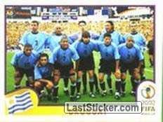 Team Photo (Uruguay)