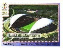 Gwangju - World Cup Stadium (Stadiums)
