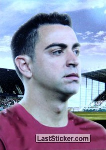 Xavi Hernandez (The Midfielders)