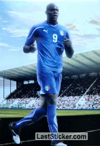Mario Balotelli (The Strikers)