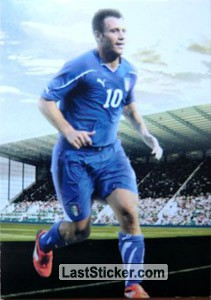 Antonio Cassano (The Strikers)