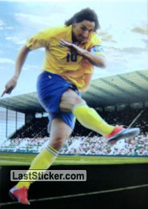Zlatan Ibrahimovic (The Strikers)